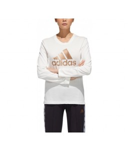 Camiseta adidas manga larga W