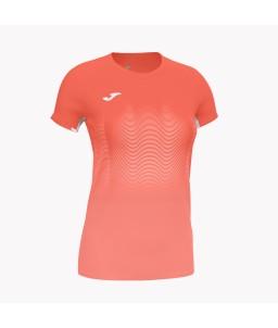 Camiseta joma running coral