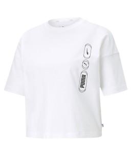 Camiseta puma fashion rebel
