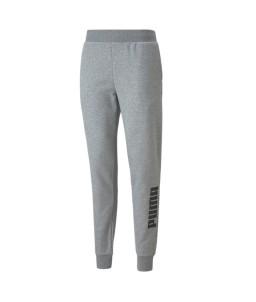 Pantalon puma algodon gris